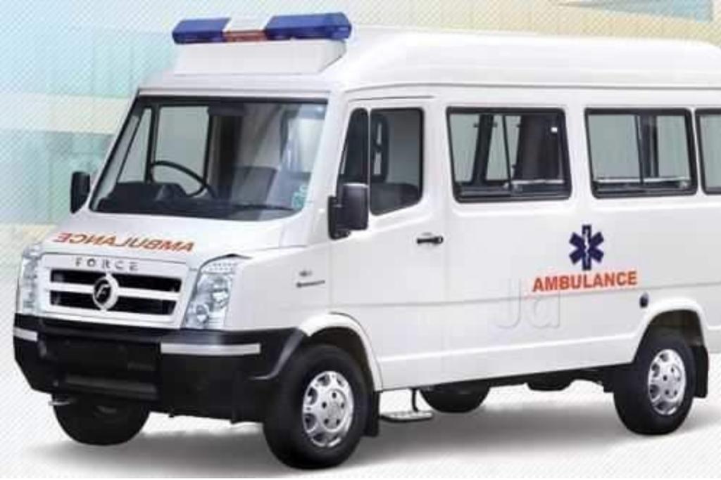 udaipur ambulance service