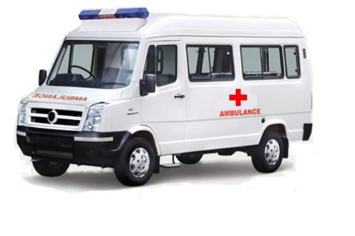Udaipur Ambulance