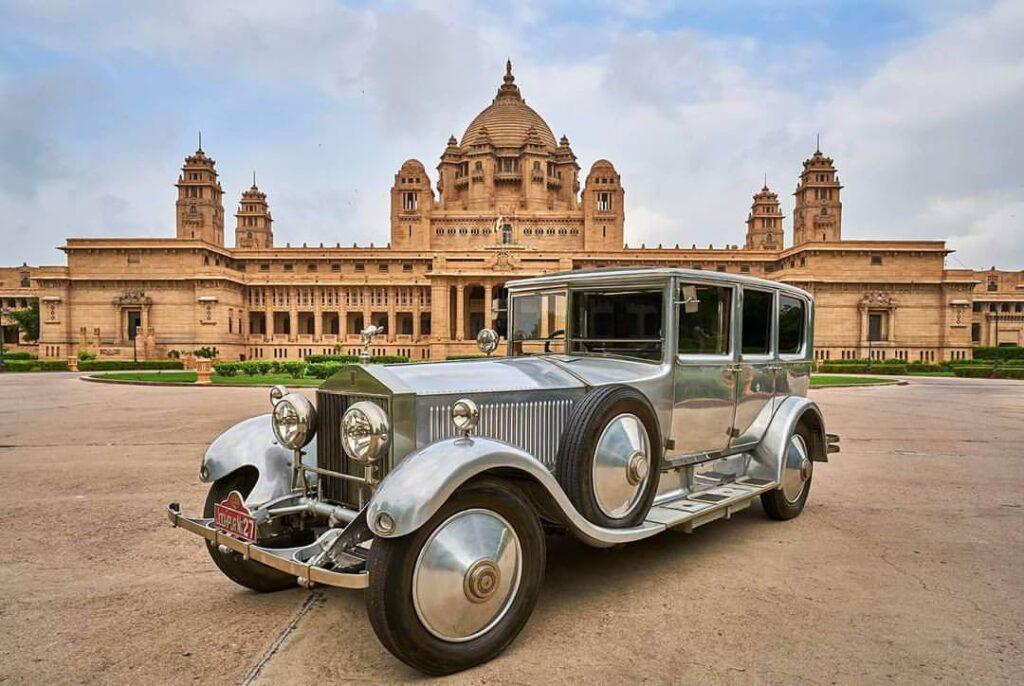 Vintage car udaipur