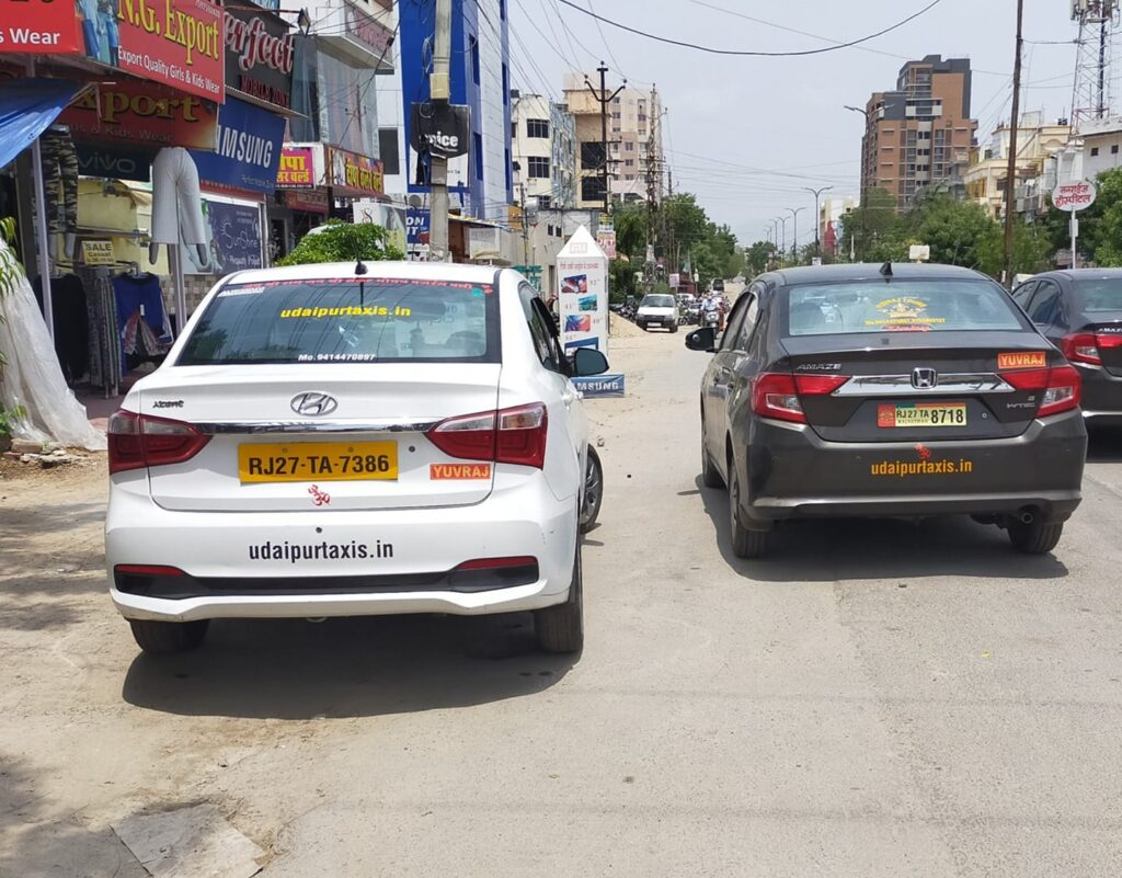 one way taxi udaipur