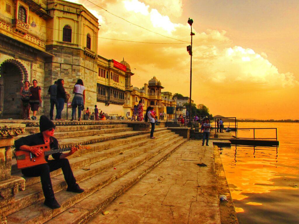 Gangour Ghat Udaipur