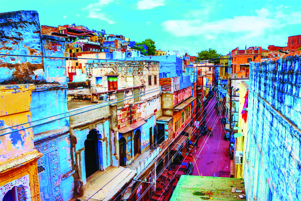 Udaipur To Jodhpur One-Way Taxi Service