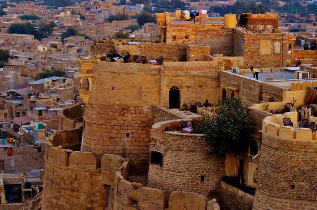 Jaisalmer-one-way taxi service